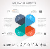 Timeline infographics. Infographic design template and business icons set. Template for diagram, graph, chart, flyer, presentation, print and website . Business vector illustration