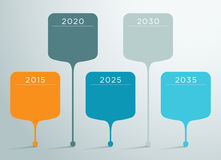 Timeline Vector 3d Infographic 7