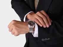 Timepiece Fotografia Stock Libera da Diritti