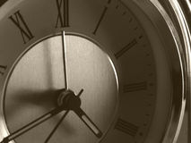 Timepiece senza tempo Fotografie Stock