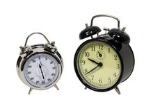 Timer alarm Royalty Free Stock Photos