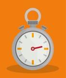 Timer clock design Royalty Free Stock Photos