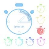 Timer clock Royalty Free Stock Photos