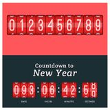 Timer clocks vector watch stopwatch countdown symbol hour illustration time sign minute second design alarm chronometer. Stock Image