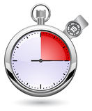 Timer. Computer icon -  web design element Stock Images