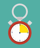 Timer game clock Stock Images