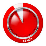 Timer icon Stock Photos