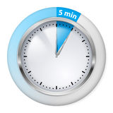 Timer icon Royalty Free Stock Photo