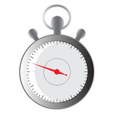 Timer icon. Vector illustration Stock Image