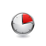 Timer icon Stock Photos