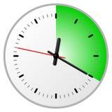 Timer mit 20 zwanzig Minuten stock abbildung