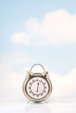 Timer in the Sky Royalty Free Stock Photo