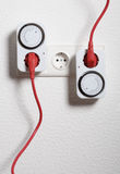 Timer Switch Royalty Free Stock Images