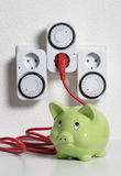 Timer Switch Royalty Free Stock Photo