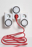 Timer Switch Stock Image