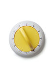 Timer with Yellow Knob Stock Photos