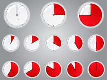 Timers royalty free illustration