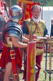 Times and Epochs. Ancient Rome Stock Photography