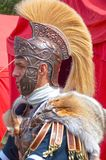 Times and Epochs. Ancient Rome. Russia. Moscow. June 2015. Stock Image