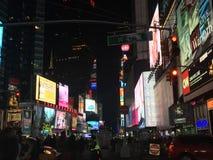 Times Square à New York Photos libres de droits