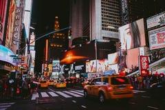 Times Square στοκ φωτογραφίες