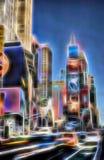 Times Square, πόλη της Νέας Υόρκης στοκ εικόνα με δικαίωμα ελεύθερης χρήσης