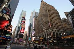 Times Square Fotografía de archivo libre de regalías