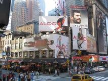 Times Square Fotos de archivo