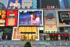 Times Square Imagens de Stock