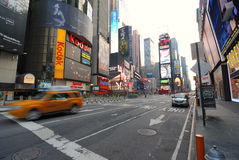 Times Square. Famous Times Square New York City Stock Photography
