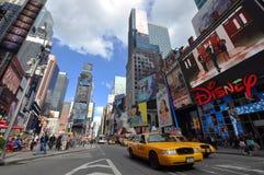 Times Square 2011, New York City Stockfotografie