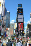 Times Square Photographie stock