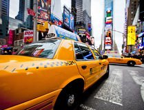 Times Square Imagenes de archivo