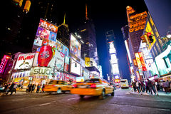 Times Square Royalty Free Stock Photography