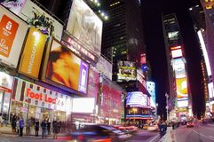 Times Square Stock Image