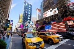 Times Square Lizenzfreie Stockbilder