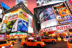 Times Square Obraz Royalty Free