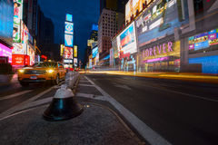 Times Square. Royalty Free Stock Photo