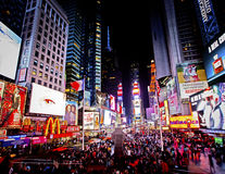 Times Square zdjęcia royalty free