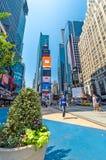 Times Square Stockfotografie