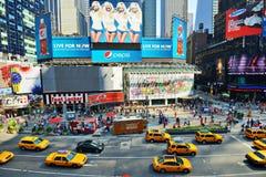 Times Square Arkivfoto