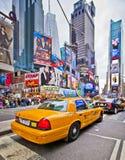 Times Square Royaltyfria Foton