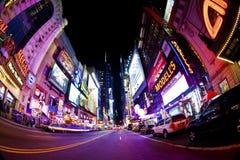 Times Square Arkivbilder