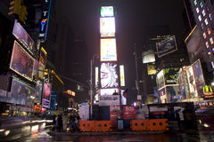 Times Square 4 Fotografia de Stock Royalty Free