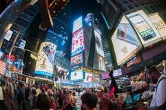Times Square Royalty-vrije Stock Afbeeldingen