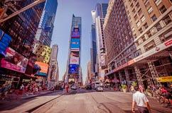 Times Square Image libre de droits