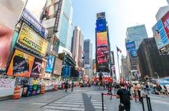 Times Square Photos libres de droits