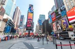 Times Square Images libres de droits