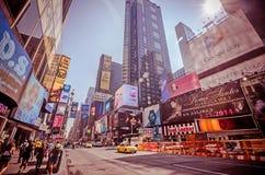 Times Square Photo libre de droits