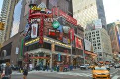 Times Square Royalty-vrije Stock Foto's